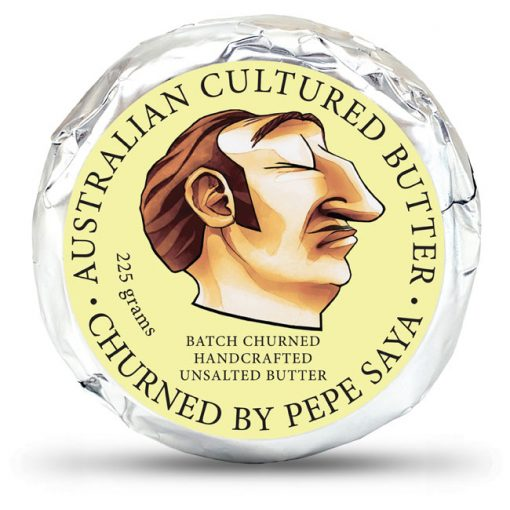 Pepe Saya Unsalted Cultured Butter