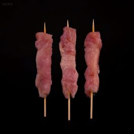 free range chicken kebabs