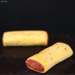 Sausage Strudels
