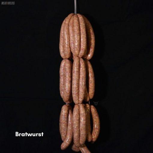 Bratwurst Sausages 600x600 feature image