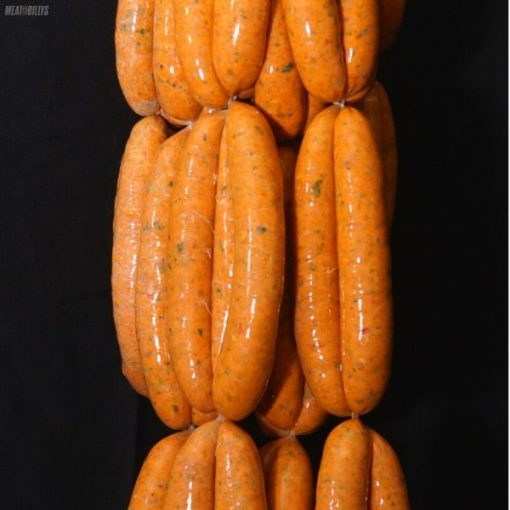Butter Chicken Sausages