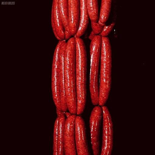 Texan Chilli Beef Sausages 2