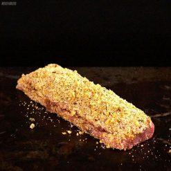 Lamb Backstrap - Pistachio Crusted