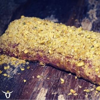 Pistachio Crusted Lamb Backstrap