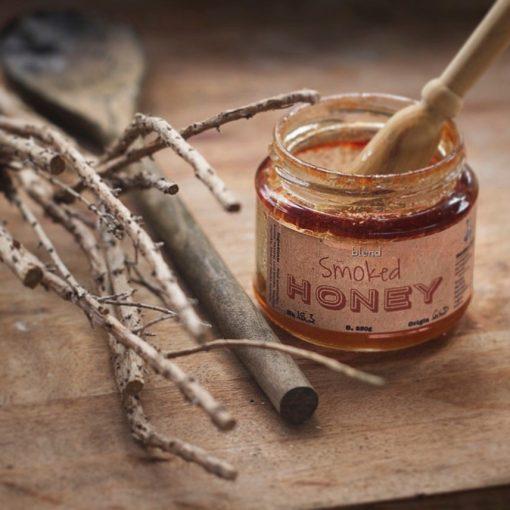 Blend Smoked Honey