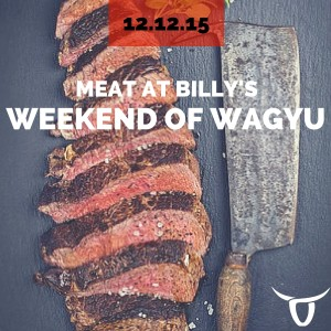 Weekend of Wagyu