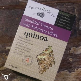 Sundried Tomato & Kalamata Olive Quinoa