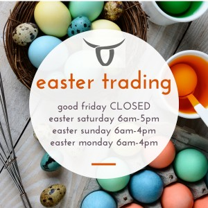 Easter Trading Hours 2016