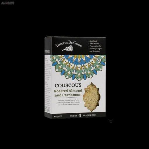 Couscous Almond Cardamom