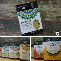 Couscous Roast Almond & Cardamom