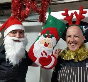 2 Bald Butchers talk Christmas