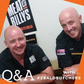 2 Bald Butchers Q&A