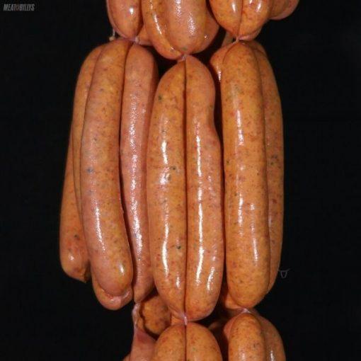 Malay Satay Beef sausages