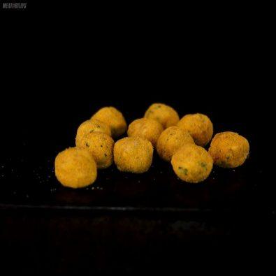 Minion Chicken Meatballs Feature image