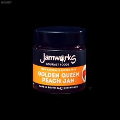 Jamworks Golden Peach Jam