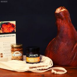 Christmas Ham Gift Box