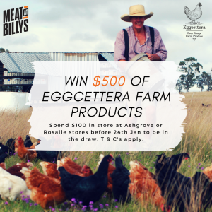 Win $500 of Eggcettera Farm Products