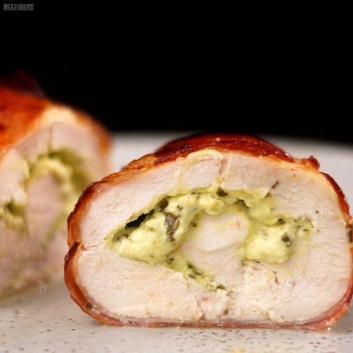 Spinach & Fetta Chicken Mini Roast