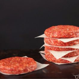 Wagyu beef & Worcestershire burger 6 pack