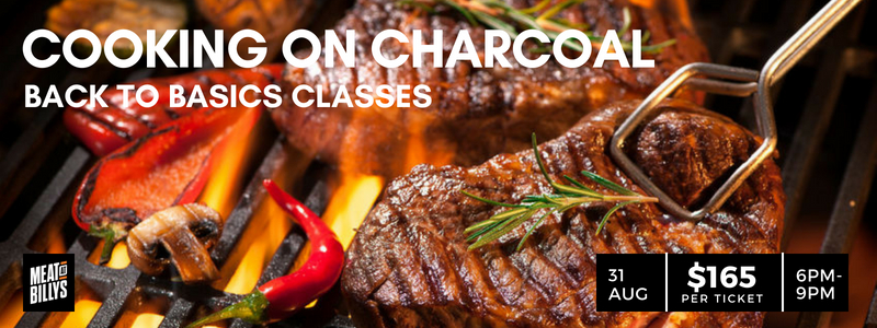 Cooking on Charcoal Class