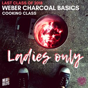 Weber Charcoal Basics Class