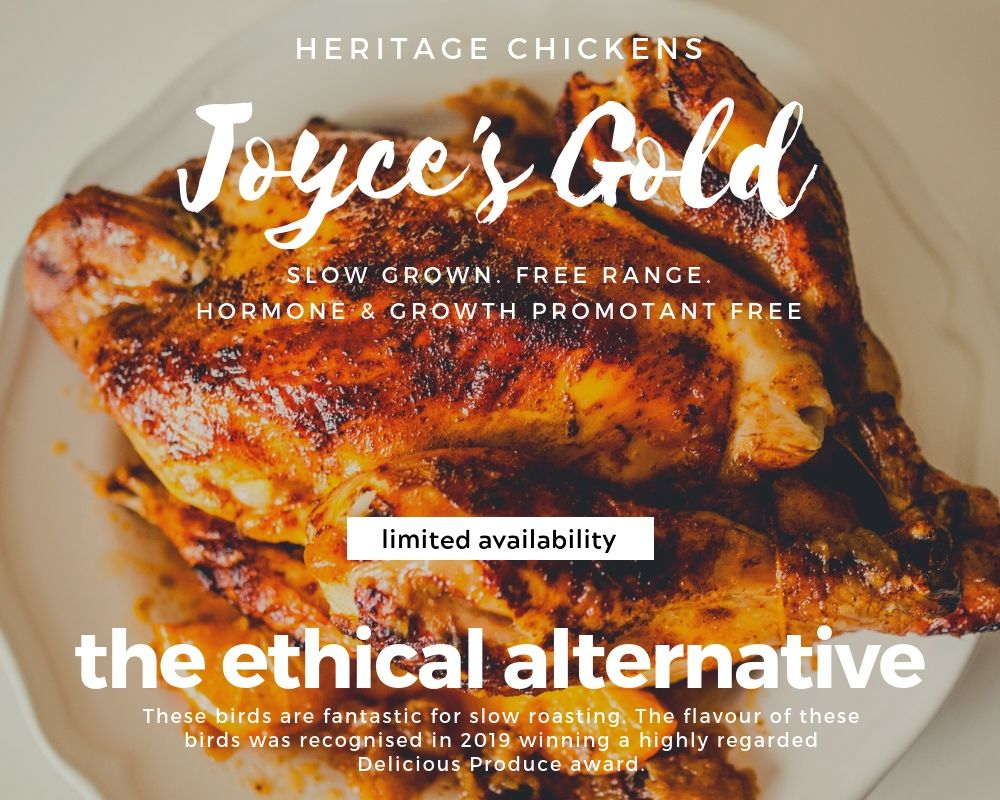 Joyce's Gold Heritage Chicken 1000 X 800 (1)