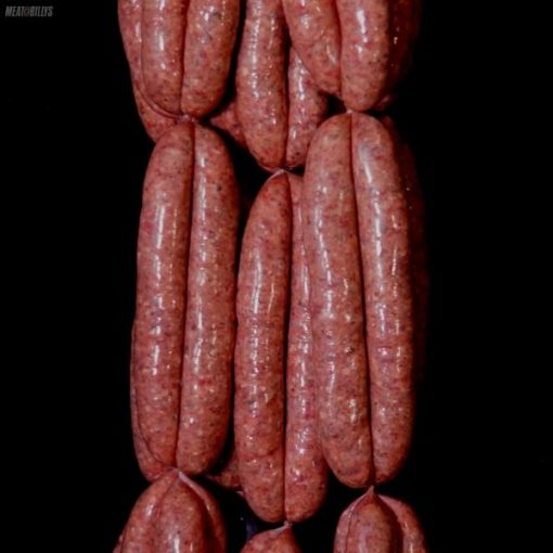 Beef, Truffle & Parmesan Sausages 600x600 gallery image