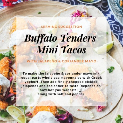 Buffalo Tenders Serving Suggestions 3
