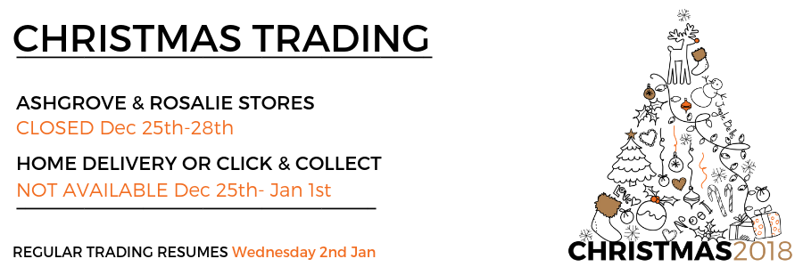 Christmas Trading Hours 2018 2019