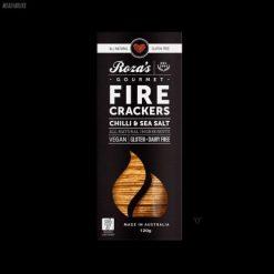 Roza's Fire Crackers Chilli Sea Salt