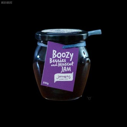 Jamworks Berries & Muscat Boozy Jam