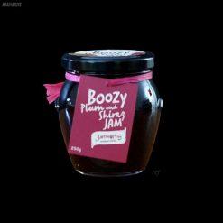 Jamworks Plum Shiraz Boozy Jam