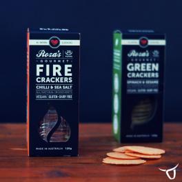 Chilli & Sea Salt Fire Crackers