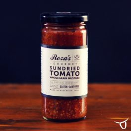 Sundried Tomato wholegrain mustard
