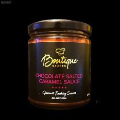 Boutique Chocolate Caramel Sauce
