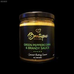 Boutique Green Peppercorn & Brandy