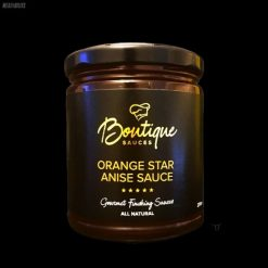 Boutique Orange Star Anise Sauce