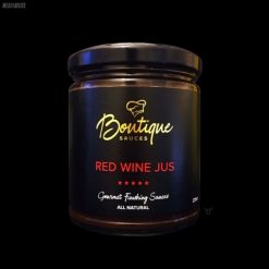 Boutique Red Wine Jus