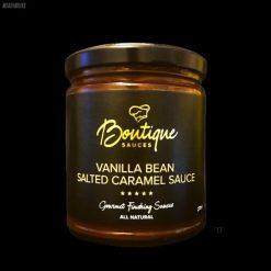 Boutique Vanilla Caramel Sauce