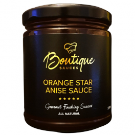Orange Star Anise Sauce
