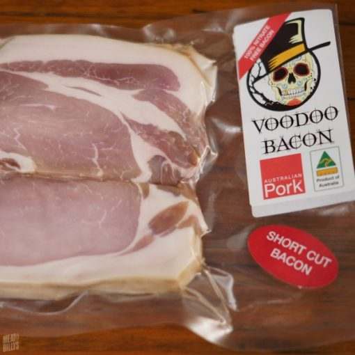 Nitrate Free Short Cut Bacon