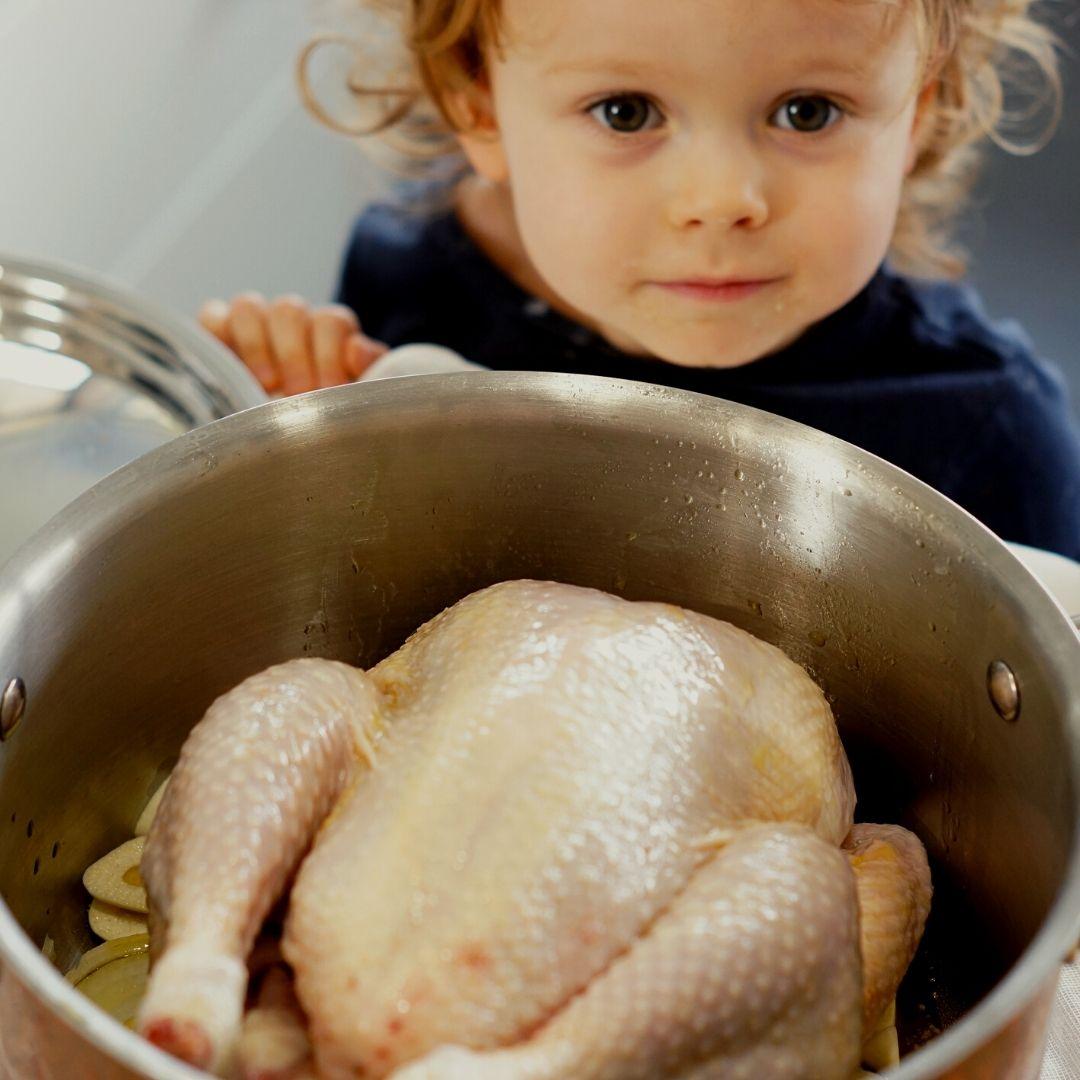 Joyce's Gold Heritage Chicken Brisbane
