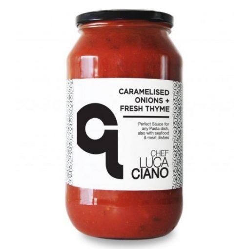 Caramelised Onion and Fresh Thyme Sugo