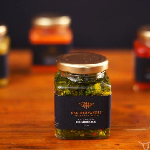 Dan Hernandez South American Sauces