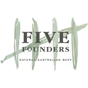 Five Founder beef logo