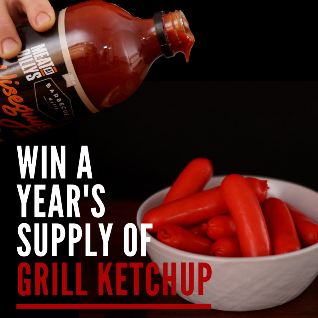 Win a year's supply of Wiseguys