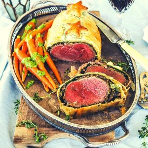 Beef Wellington Recipe Blog featured image 600 x 600 (2)