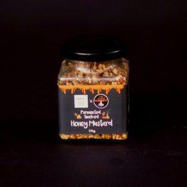 Fermented Smoked Honey Mustard