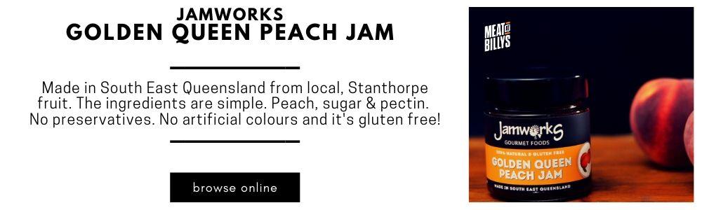 Ham Glaze Recipe - Peach Jam