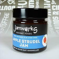 apple strudel jam